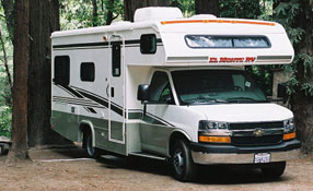 Glass and windshields replaced for RVs and motor homes